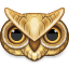 http://icons.iconarchive.com/icons/turbomilk/zoom-eyed-creatures/64/owl-icon.png