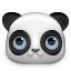 http://icons.iconarchive.com/icons/turbomilk/zoom-eyed-creatures/64/panda-icon.png