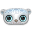 http://icons.iconarchive.com/icons/turbomilk/zoom-eyed-creatures/64/snow-leopard-icon.png