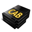 Cab file icon
