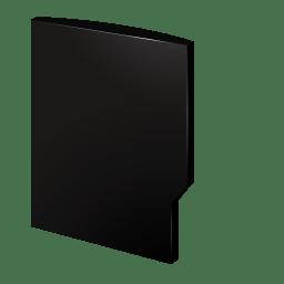 Folder back icon
