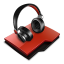 Audio-folder icon