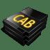Cab-file icon