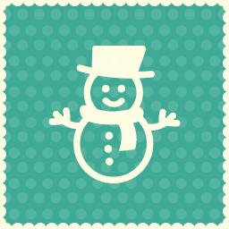 Snowman 2 icon