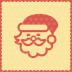 Santa-claus icon