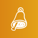 Door bell icon