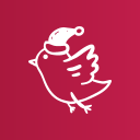 Snow bird icon