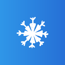 snow flake 2 icon
