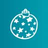Decoration-ball icon