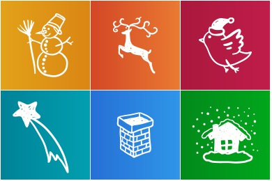 Christmas Clipart Icons