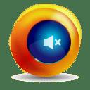 Sound mute icon