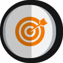 Market-strategy icon