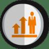 Market-analysis icon