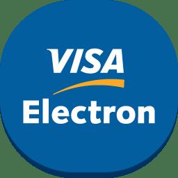 Visa electron icon