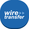 Wire-transfer icon