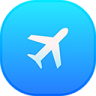 Airplane-mode icon