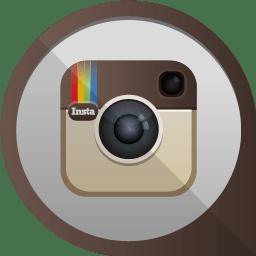 Instagram Icon Round Edge Social Iconset Uiconstock