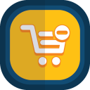 Shoppingcart 19 minus icon