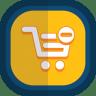 Shoppingcart-19-minus icon