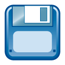 Floppy unmount icon