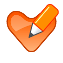 k edit bookmarks icon