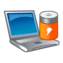Laptop-battery icon