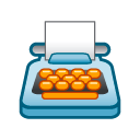 Package-word-processing icon