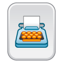 Word processing icon