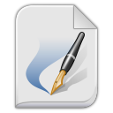 App-vnd-scribus icon
