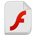 app x flash video icon
