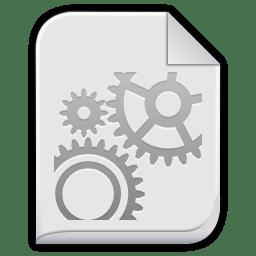 App x executable icon
