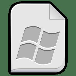 App x msdownload icon