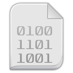Multipart encrypted icon