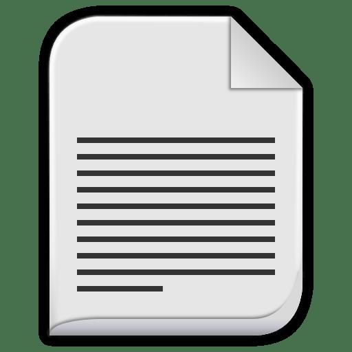Text-plain icon