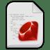 App-x-ruby icon