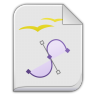 App-vnd-oasis-opendocument-graphics icon