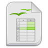 App-vnd-oasis-opendocument-spreadsheet icon
