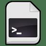 Text-x-script icon