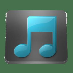 Filetype Music icon