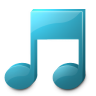 Music-player icon