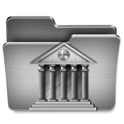 Library Mac icon