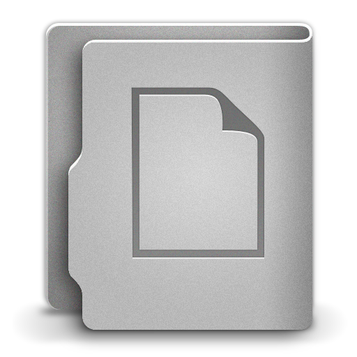 Document Icon | Aquave Metal Iconset | Vargas21