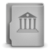 Library-alt icon