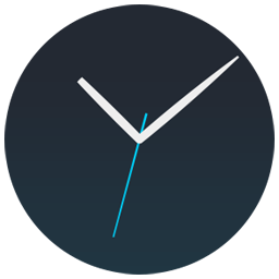 Clock Icon | Firefox OS Iconset | VCFerreira