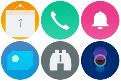 Firefox OS Icons