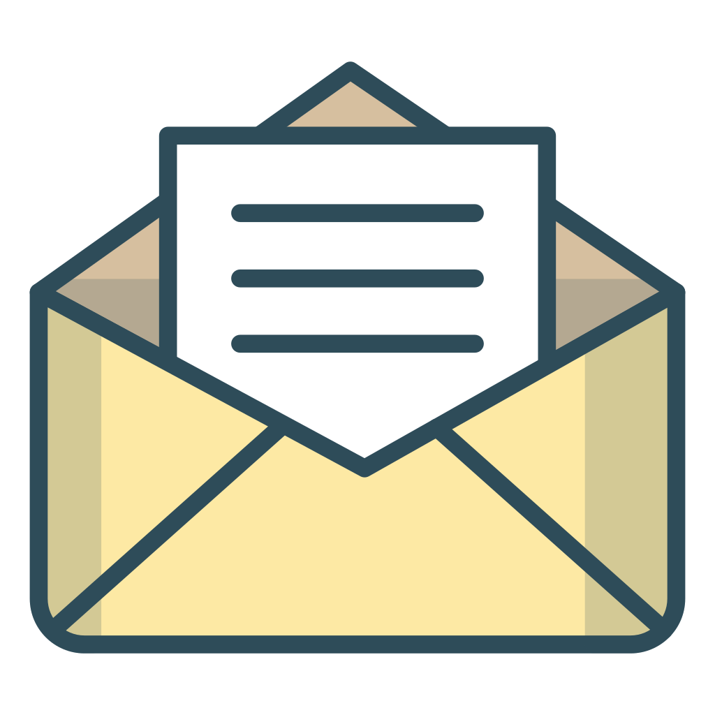 Email envelope Icon   Office Iconset   Vexels