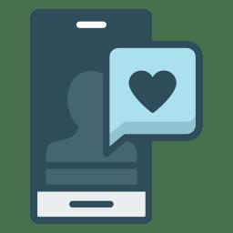 Smartphone like icon