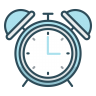 Alarm-clock icon
