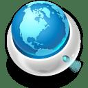 Globe Network icon