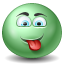tongue icon